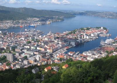 Bergen z hory Flöy