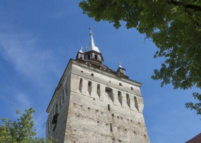 opevněný kostel Sachitz