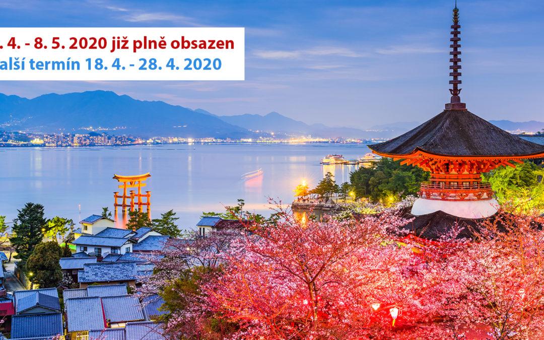 JAPONSKO (2020)
