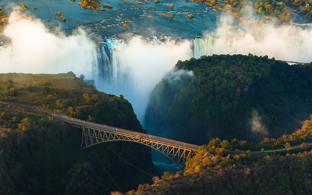 NAMIBIE, BOTSWANA, VICTORIA FALLS (2020)