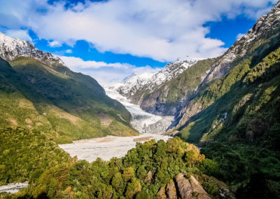Franz Joseph glacier