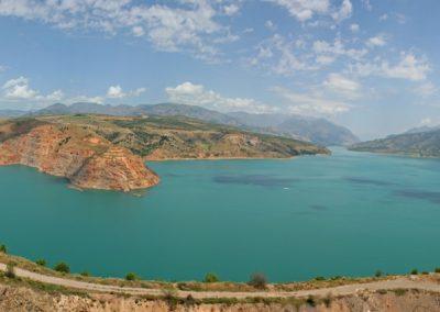 Jezero Charvak