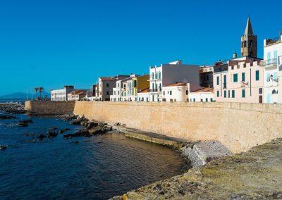 Sardinie Alghero