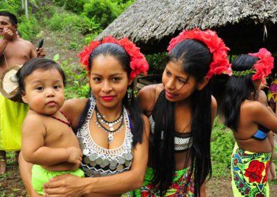 Indiáni Emberá