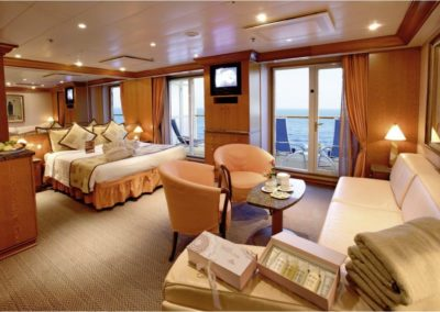 Loď Costa Mediterranea 4