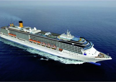 Loď Costa Mediterranea 6