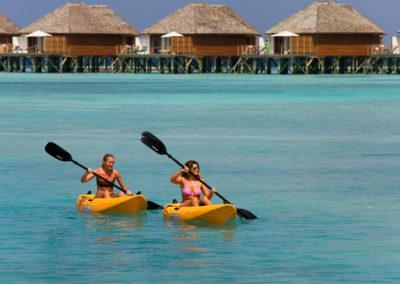 Maledivy - sporty