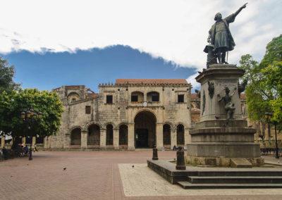 Parque-Colon-Santo-Domingo