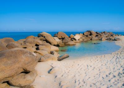 spiaggia villaggio